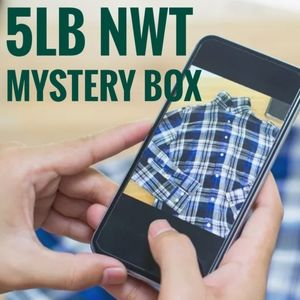 5lb Mystery Box of NWT Items